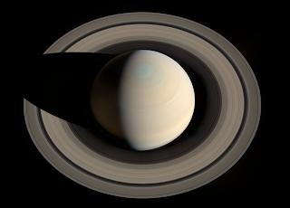 Фото Сатурна