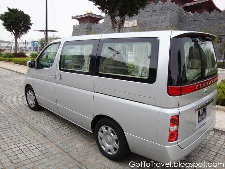 Macau Car Rental Companies