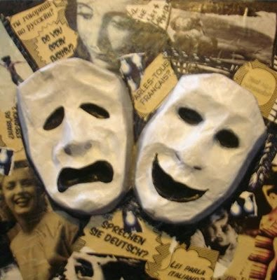 Carnaval: as duas faces da alegria.