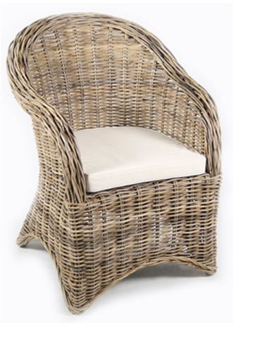 C b i d home decor and design a thing for wicker - Wicker dining chairs ikea ...