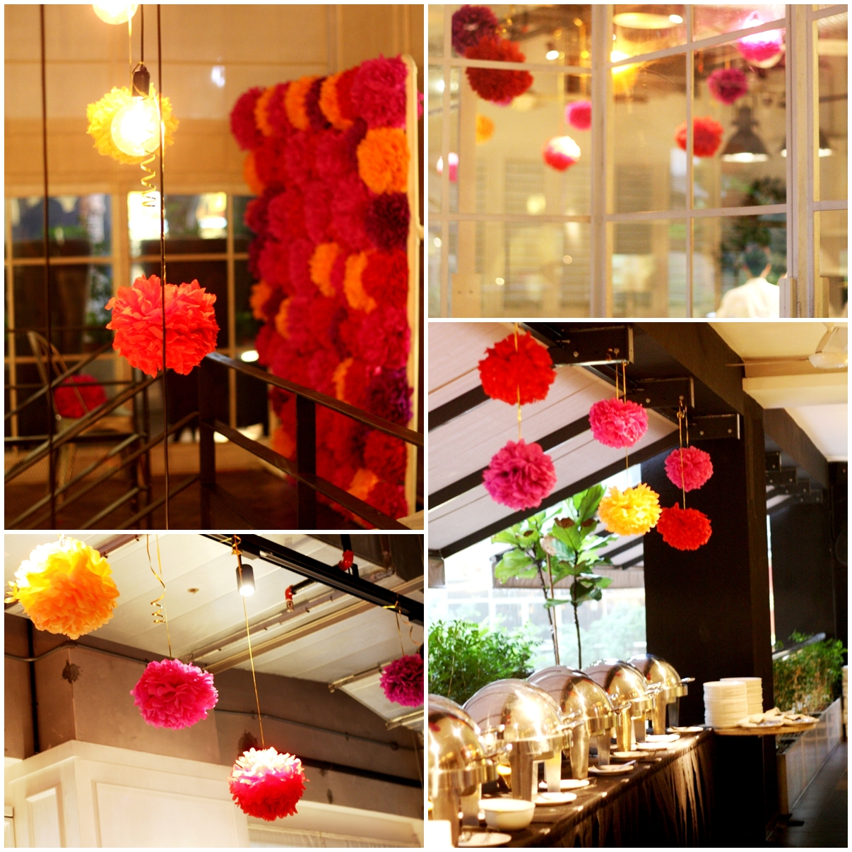 Tres Chic The Party Planner: Schlumberger Spouse Assc. Event @ Ben\'s ...