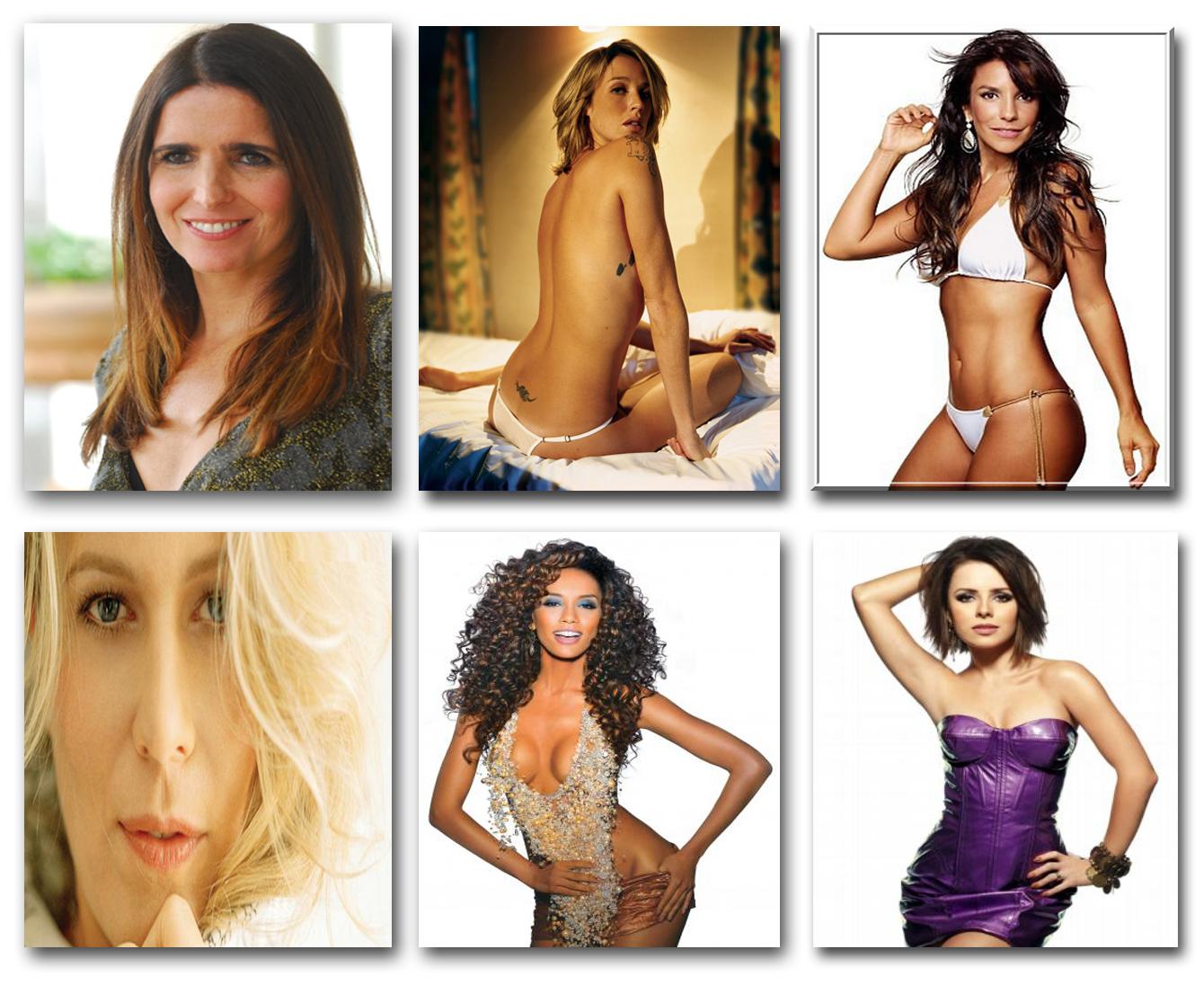 Di Rio Playboy Brasil O Top Das Mais Desejadas