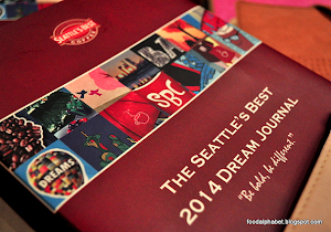 Win a Seattle's Best 2014 Dream Journal
