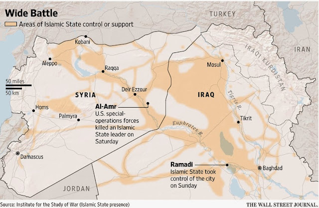 "America Admittedly Behind ISIS ""Surge"""