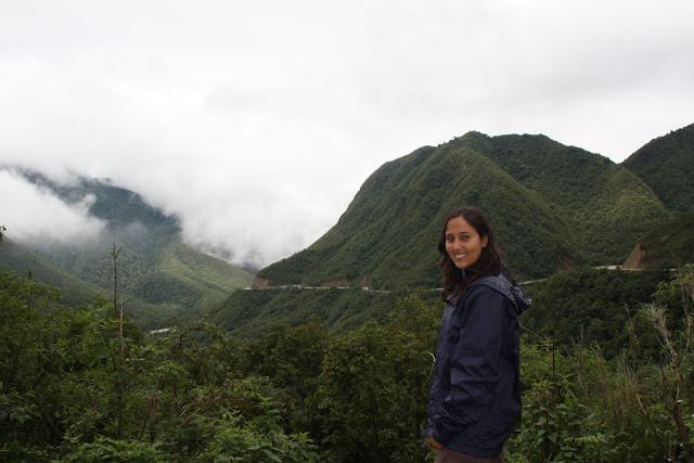 Recorrido entre Lai Chau y Sapa.