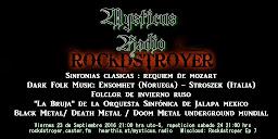 Rockdstroyer: Mysticus Radio Episode 7
