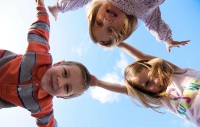 Tingkatkan daya tahan tubuh anak