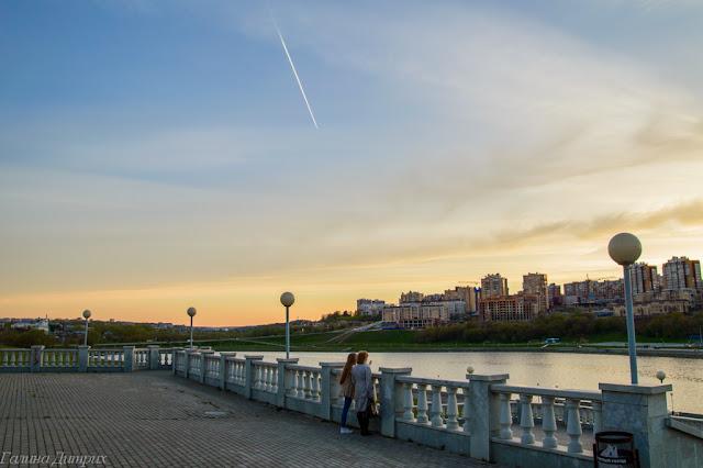 Путешествия: О жизни: Альбом пользователя GalaDietrih: Залив в Чебоксарах фото