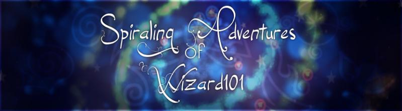 Spiraling Adventures of Wizard101