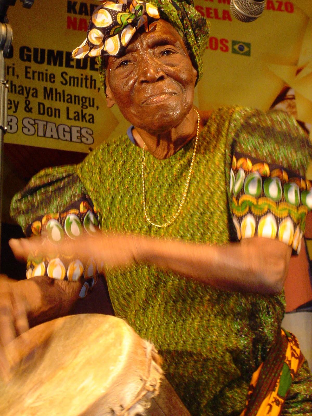 Bi Kidude - Zanzibar
