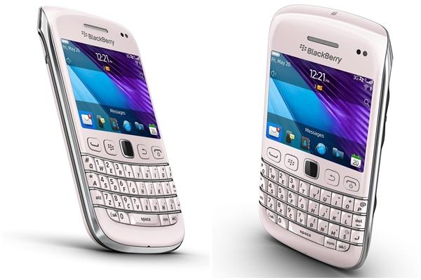 Blackberry 9790 Pink (merah jambu) - www.teknologiz.com