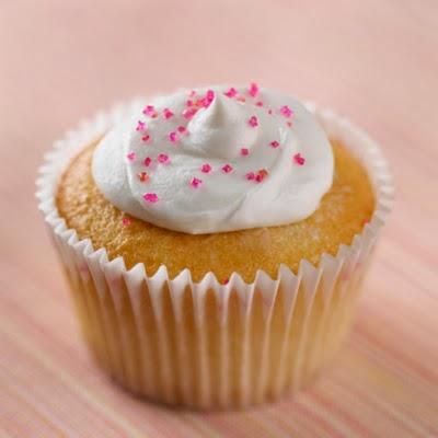 receita basica de cupcake