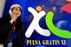 Pulsa Gratis XL Axiata 2015