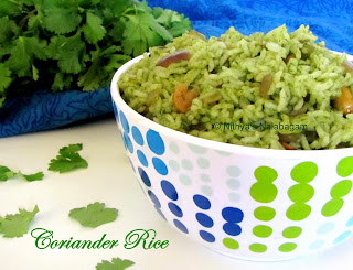 Coriander Rice