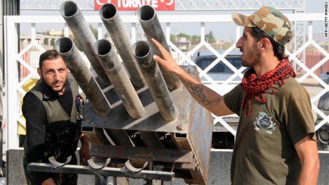 Εξέγερση - Ανταρτοπόλεμος:ανάπτυξη αυτοσχέδιου Πυροβολικού...