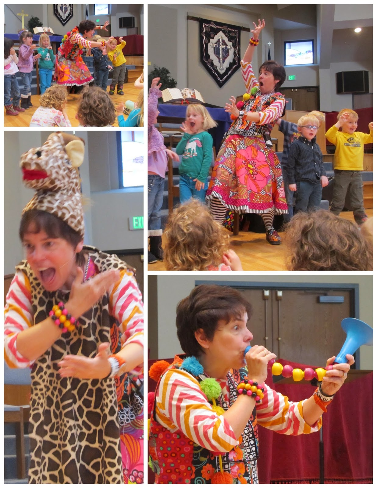 Preschool Author-Illustrator Performance with Debbie Clement