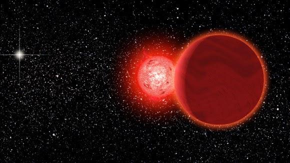 Bintang Ini Lintasi Tata Surya Kita 70.000 Tahun yang Lalu