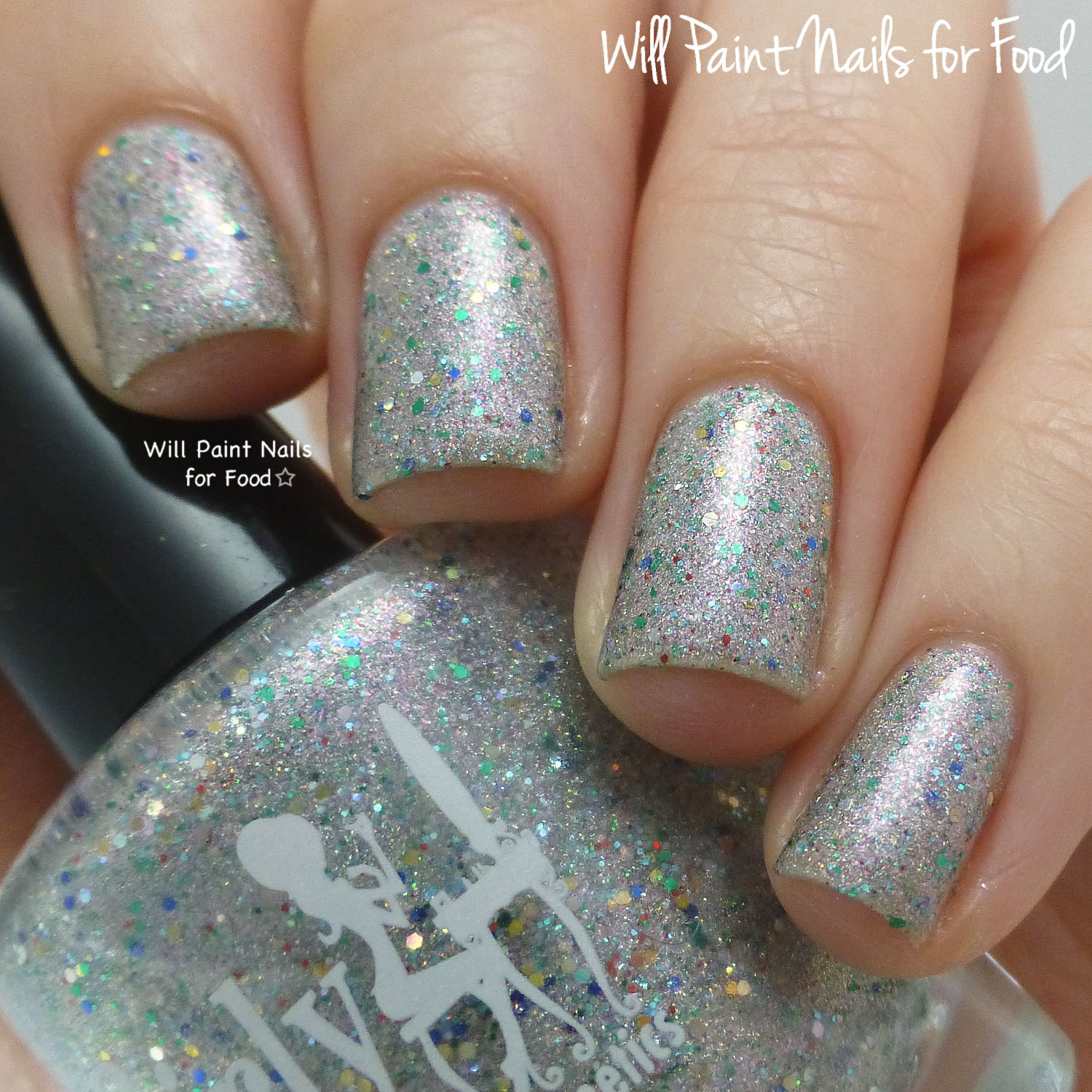 Girly Bits A Twinkle in Time swatch