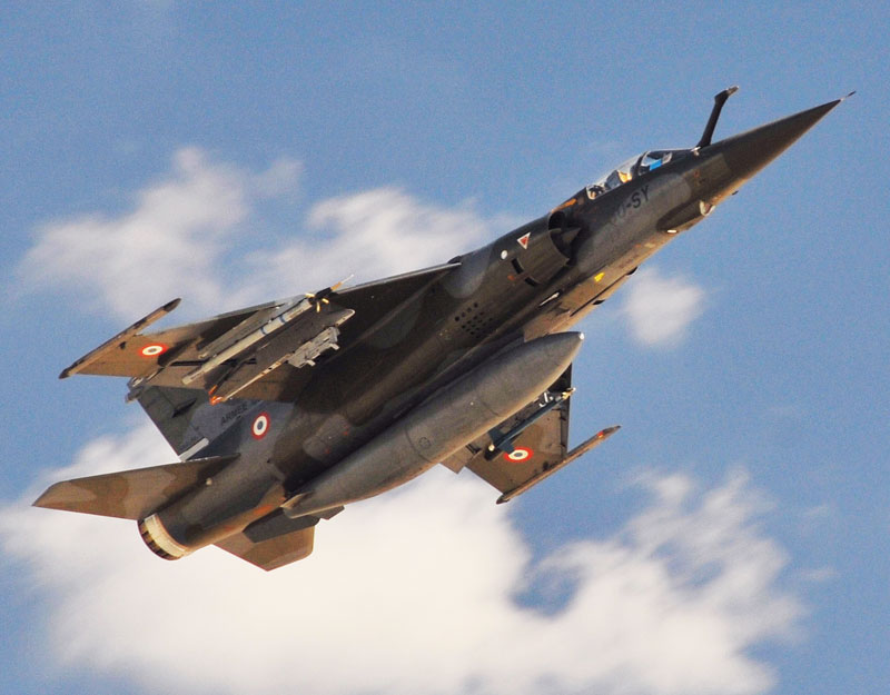 Dassault Mirage F1 Fighter-Bomber