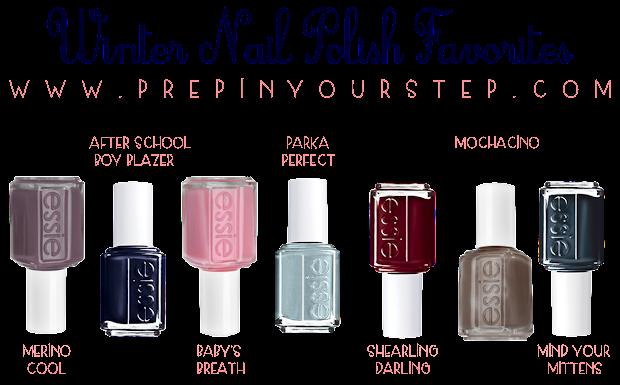 prep in step favorite nail