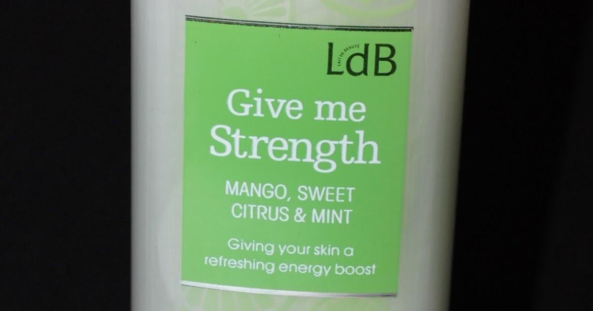 ldb give me strength