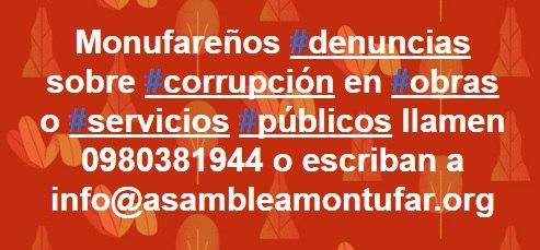 "ASAMBLEA DE UNIDAD CANTONAL DE MONTUFAR ""AUCM"""