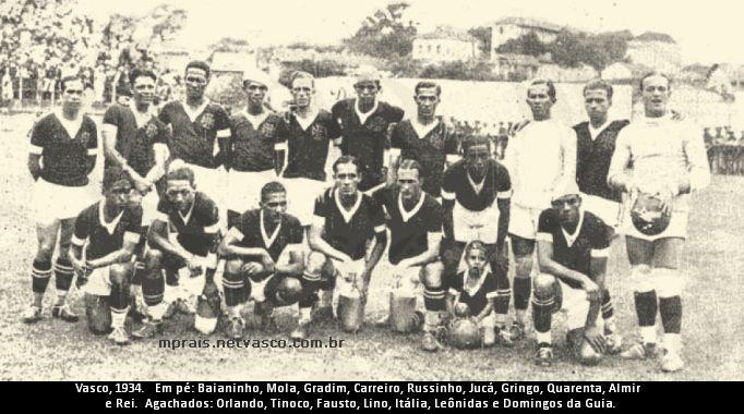 Vasco da Gama 1934
