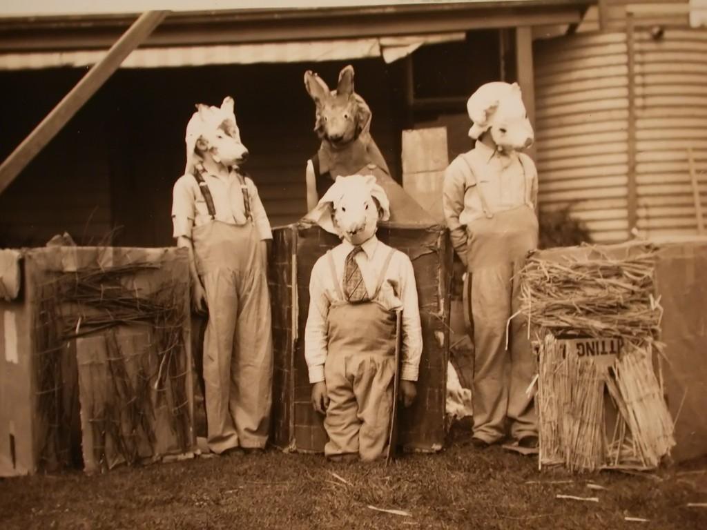 Three Little Pigs Butcher Washington Dc