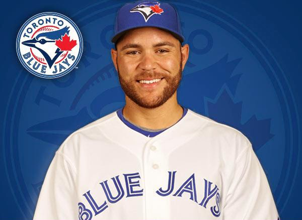 The 34-year old son of father Russell Martin Sr. and mother Suzanne Jeanson, 178 cm tall Russell Martin in 2017 photo