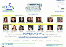 international association of law of attraction professionals homepage