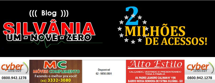 .:Blog Silvânia Um-Nove-Zero:.