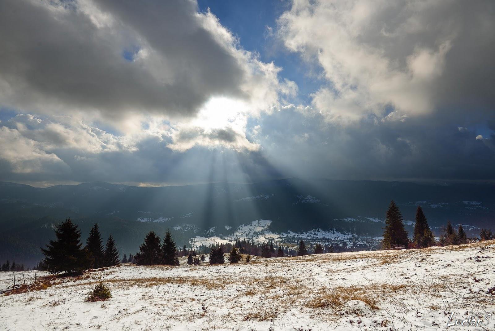 Circuit in Muntii Bargaului si Depresiunea Colibita (11-12 ianuarie 2014)
