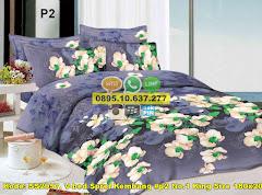 Harga V-bed Sprei Kembang #p2 No.1 King Size 180×200 Jual