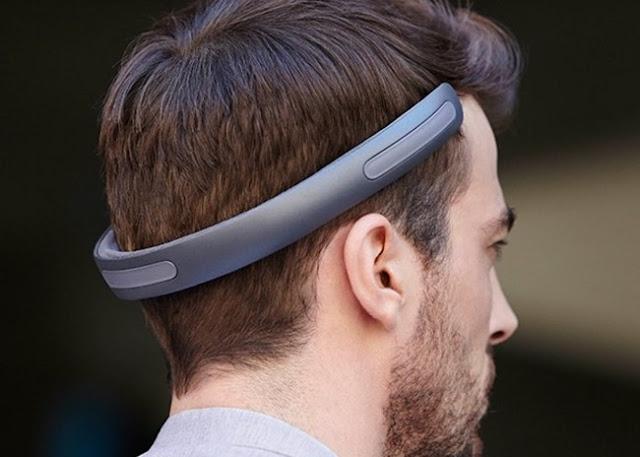 Nuevos auriculares que no requieren tus oídos para emitir música BatBand