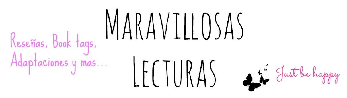 Maravillosas Lecturas