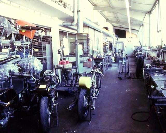 Konig Motorcycle Factory