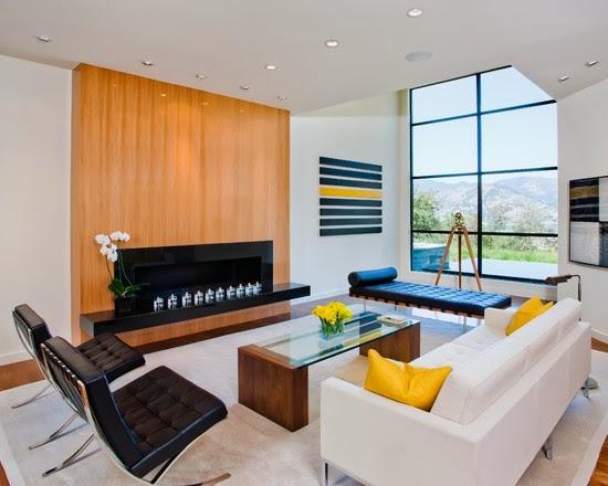 Dekorasi ruang tamu terbaru