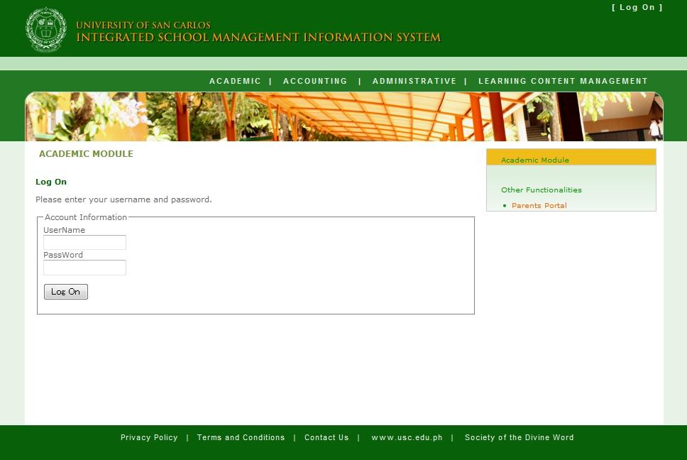 ismis online enrollment usc cebu Cebu city university of san carlos north campus , university of san carlos talamban campus  data communication and networking, sex101, ismis online enrollment was .