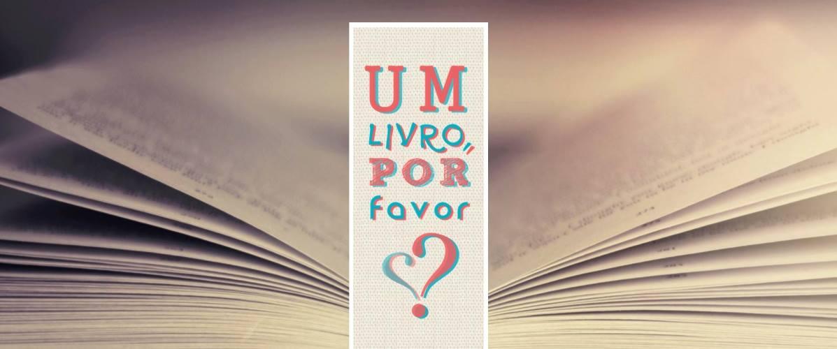 Um livro, por favor?