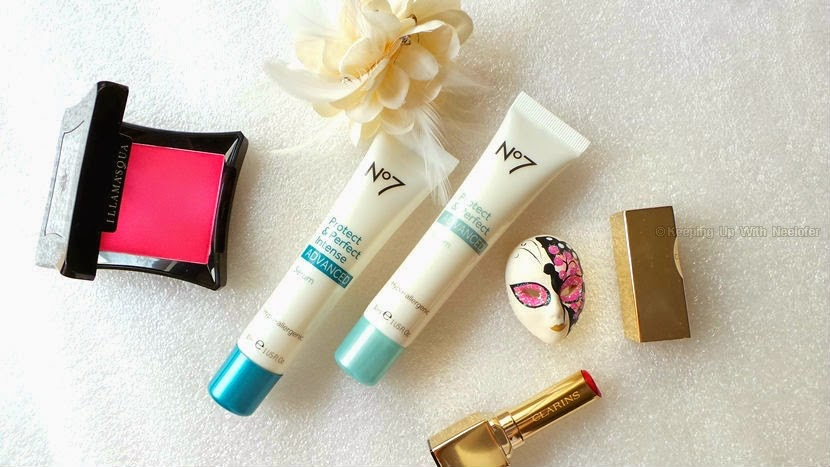 Review Boots No7 Protect And Perfect Advanced Serums Keeping Up