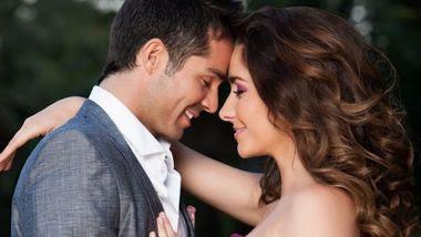 Ariadne Díaz feliz y muy enamorada de José Ron