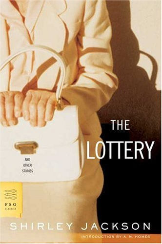 lottery response short story lottery written shirley jacks A gorgeous graphic adaptation breathes new life into shirley jackson's the lottery shirley jackson's classic dystopian short story the lottery ― often assigned in i wouldn't want to draw any direct parallels between a short story written in 1948 and our current.