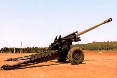TNI AD Terima 1 Batalyon Meriam KH-179 Kaliber 155 mm Buatan Korea