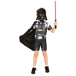 Fantasia Curta Infantil Menino Star Wars Darth Vader