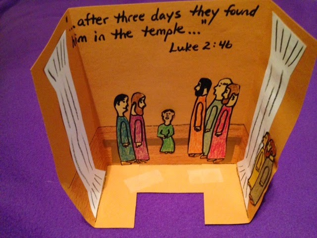 children 39 s bible lessons lesson jesus in the temple. Black Bedroom Furniture Sets. Home Design Ideas