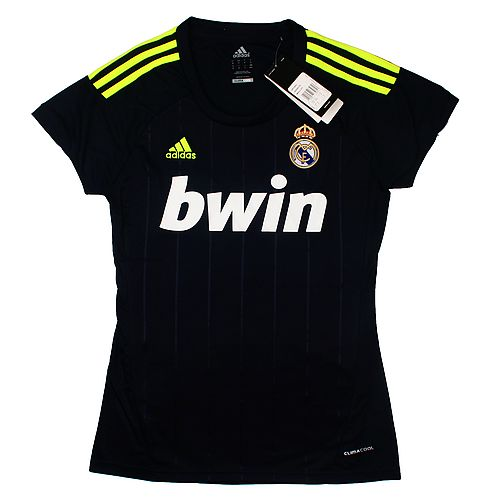 Ladies Jersey Real Madrid Away 12/13