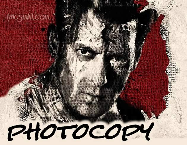Photocopy from Jai Ho
