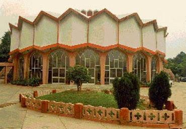 Ghalib Auditorium [ایوان غالب ]