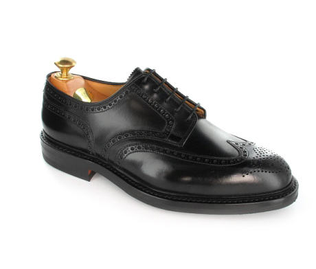 ZAPATOS BLUCHER FULL-BROGUE DE CROCKETT & JONES