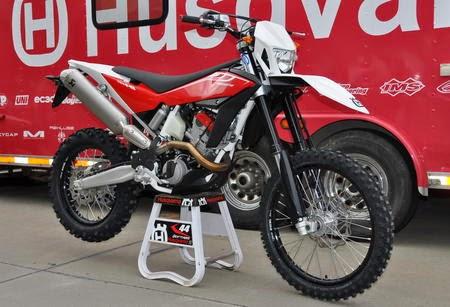 Husqvarna TE449 Used Enduro Bikes